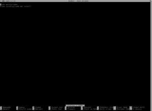 Tvorba aliasu v Debianu